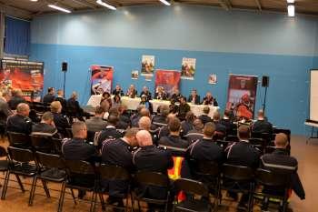 Assemblée générale de l'Union départementale des sapeurs-pompiers de l'Essonne
