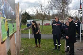 Les pompiers juniors, un projet dont le Sdis est fier depuis 2003