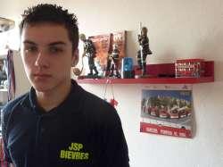 Le jeune Erwan Lequec