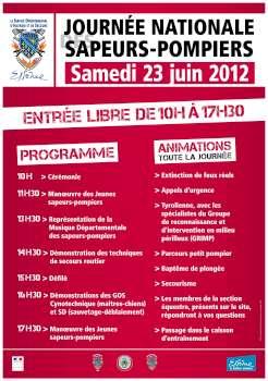 Programme de la JNSP 2012