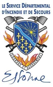 Logo du Sdis 91