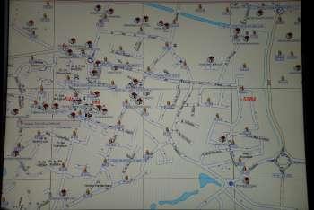 cartographie des hydrants